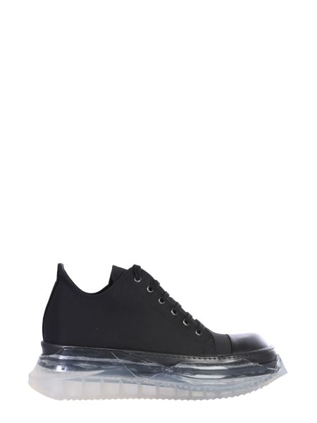 "Rick Owens Drkshdw - Sneaker ""abstract"" In Canvas"
