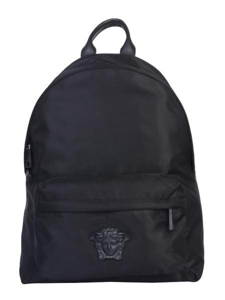 Versace - Palaino Nylon Backpack
