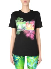 VERSACE - T-SHIRT CON STAMPA