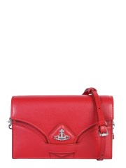 "VIVIENNE WESTWOOD - BORSA A TRACOLLA ""ROSIE"" SMALL"