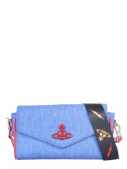 "VIVIENNE WESTWOOD - BORSA A TRACOLLA ""ALICE"""