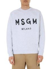 MSGM - FELPA GIROCOLLO