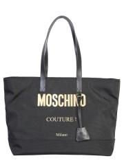 MOSCHINO - SHOPPING CON LOGO