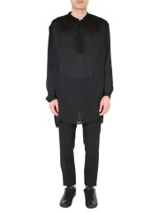 SAINT LAURENT - CAMICIA OVERSIZE FIT