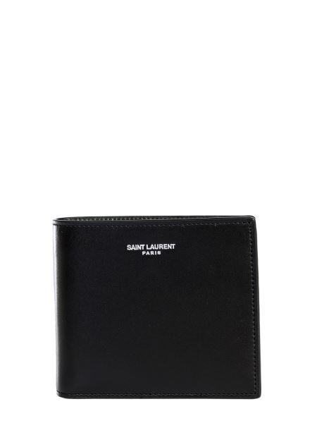 Saint Laurent - Smooth Leather Bifold Wallet