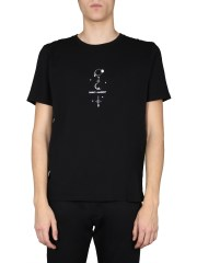 "SAINT LAURENT - T-SHIRT ""MYSTIQUE"""