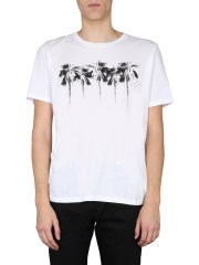 "SAINT LAURENT - T-SHIRT ""PALMERAIE"""