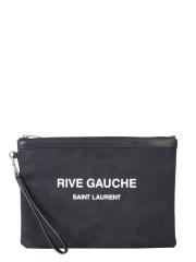 SAINT LAURENT - CLUTCH RIVE GAUCHE