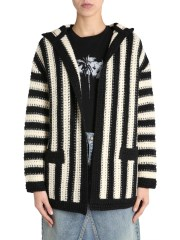 SAINT LAURENT - CARDIGAN BAJA