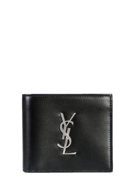 Saint Laurent - Monogram Leather Wallet