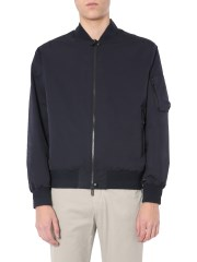 Z ZEGNA - BOMBER SLIM FIT