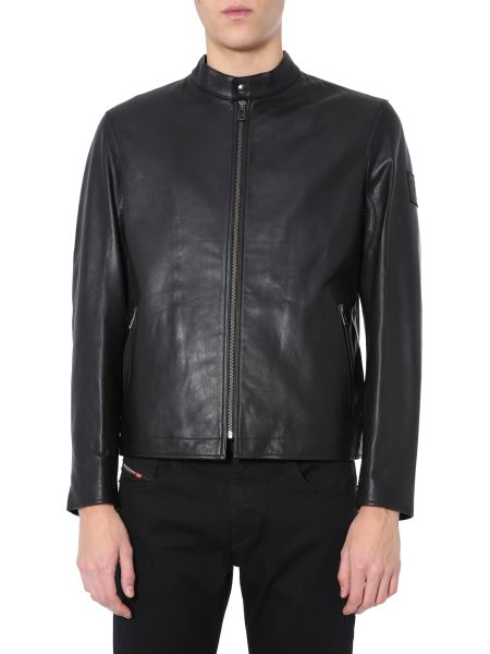 "Belstaff - ""reeve"" Leather Jacket"