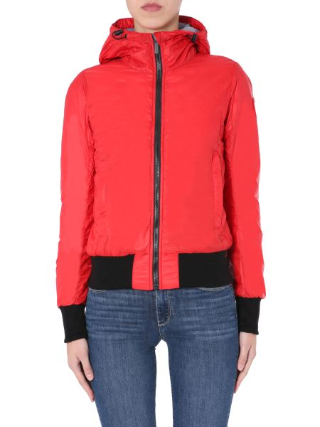 "Canada Goose - ""dore"" Jacket With Hood"