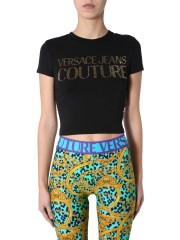 VERSACE JEANS COUTURE - TOP CROPPED