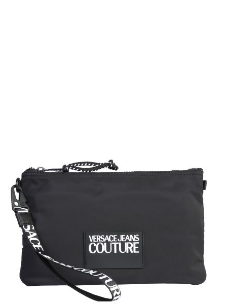 Versace Jeans Couture - Nylon Pouch With Logo
