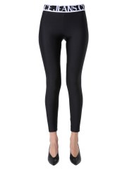 VERSACE JEANS COUTURE - LEGGINS SLIM FIT