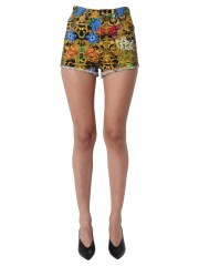 VERSACE JEANS COUTURE - SHORT CON STAMPA