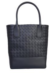BOTTEGA VENETA - BORSA SHOPPER MEDIA