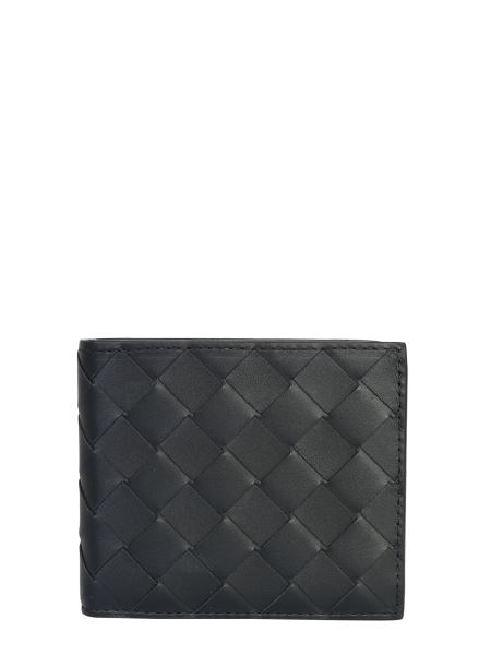 Bottega Veneta - Braided Nappa Leather Bifold Wallet
