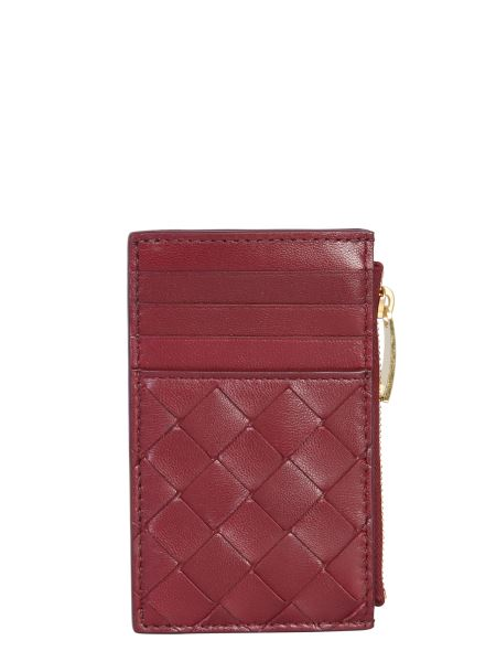 Bottega Veneta - Woven Nappa Card Holder