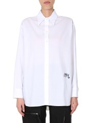 MM6 MAISON MARGIELA - CAMICIA OVERSIZE FIT
