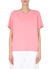 MM6 MAISON MARGIELA - T- SHIRT GIROCOLLO