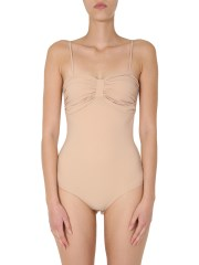 MM6 MAISON MARGIELA - BODY IN LYCRA