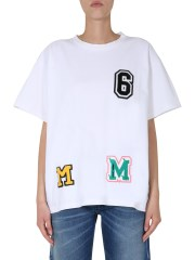 MM6 MAISON MARGIELA - T-SHIRT OVERSIZE FIT