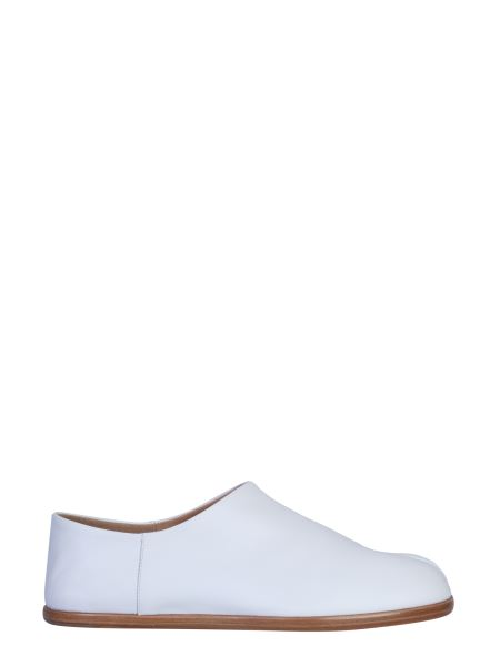 Maison Margiela - Sneaker Slip On Tabi In Pelle