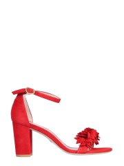 "STUART WEITZMAN - SANDALO "" NEARLY FLOWER"""