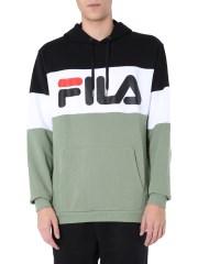FILA - FELPA CON CAPPUCCIO