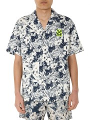 "OFF-WHITE - CAMICIA ""FLORAL HOLIDAY"""
