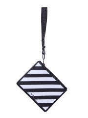 OFF-WHITE - POUCH IN PELLE