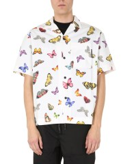 "PALM ANGELS - CAMICIA ""BUTTERFLIES BOWLING"""