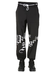 "PALM ANGELS - PANTALONE ""NEW GOTHIC"""