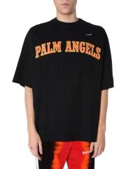 "PALM ANGELS - T-SHIRT ""COLLEGE"""