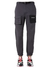 "PALM ANGELS - PANTALONE ""COSY TWOTONE"""