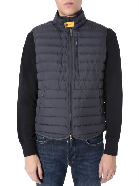 "Parajumpers - Lightweight ""perfect"" Polyester Taffet Sleeveless Jacket"