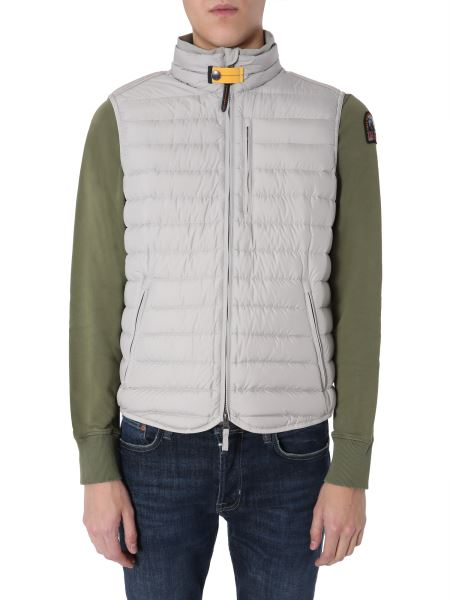 "Parajumpers - ""perfetc"" Ultra Light Polyester Taffet Sleeveless"