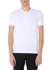 TOM FORD - SHIRT GIROCOLLO