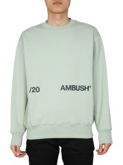 AMBUSH - FELPA GIROCOLLO