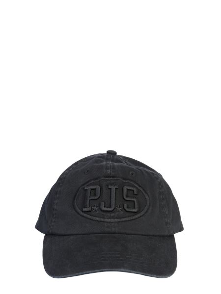 """Parajumpers - """"pjs"""" Baseball Hat With Logo"""