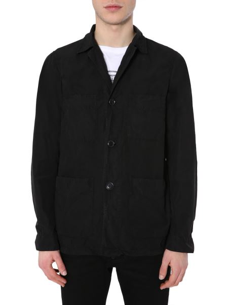 Aspesi - Regular Fit Jacket With Pockets
