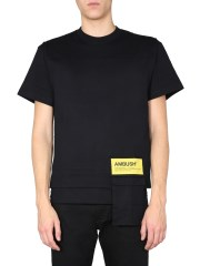 AMBUSH - T-SHIRT GIROCOLLO
