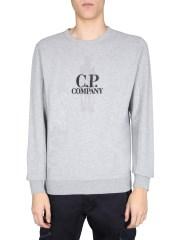 C.P. COMPANY - FELPA GIROCOLLO