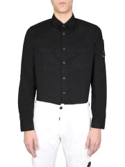 C.P. COMPANY - CAMICIA REGULAR FIT