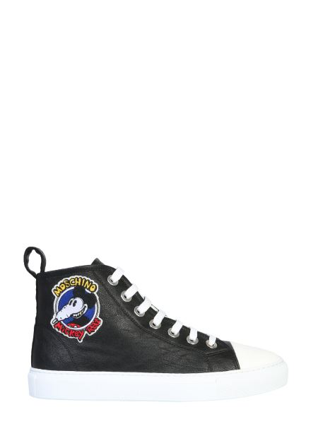 "Moschino - ""chinese New Year"" Sneakers With Logo"