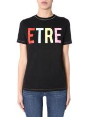 """ÊTRE CÉCILE - T-SHIRT """"ETRE"""""""