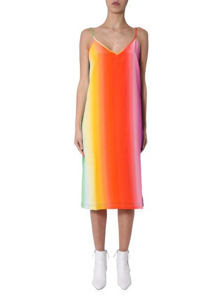 Être Cécile - Rainbow Silk Dress