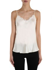 "TORY BURCH - TOP ""LACE PIECED"""